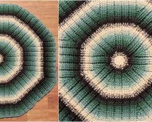 Rug Carpet Your Crochet