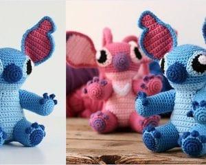 Amigurumi Stitch Free Crochet Pattern