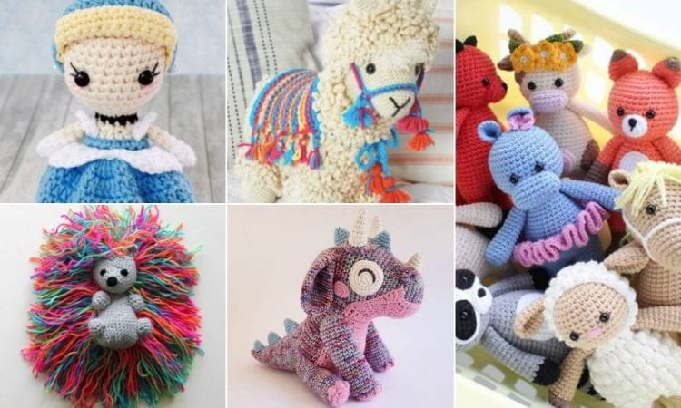 Cute Amigurumi Projects