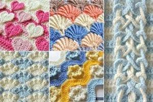 Marvelous Crochet Stitches