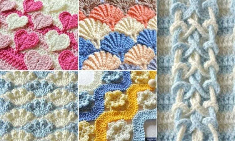 Marvelous Crochet Stitches