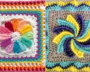 Colorful Pinwheel Ideas