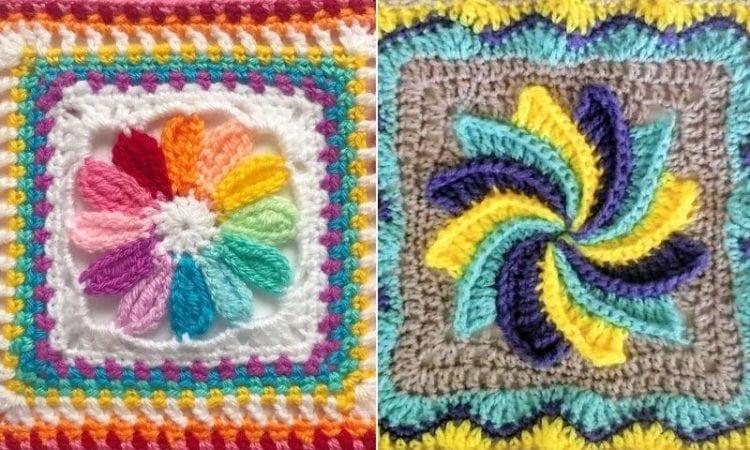 Colorful Pinwheel Ideas