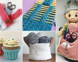 Crochet Accessories For Crafters