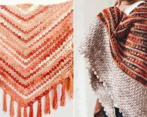 Fantastic Shawls for Fall