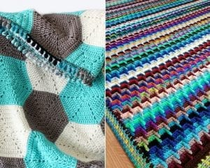 Interesting Crochet Blankets