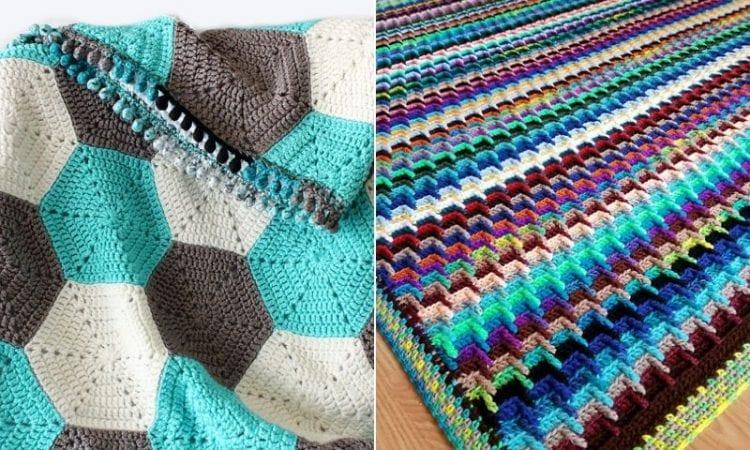 Interesting Crochet Blankets
