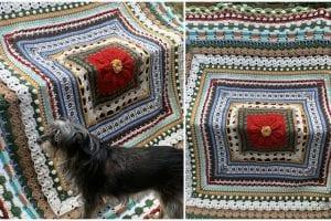 Christmas Around the World CAL Free Crochet Pattern