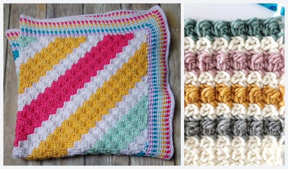 Love Stripes Blanket