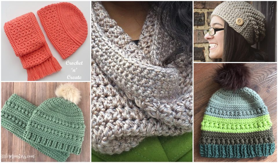 Scarf and Cowl Sets